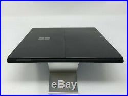 Microsoft Surface Pro 7 12.3 Black 2019 1.1GHz i5 8GB 256GB Mint Condition
