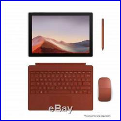 Microsoft Surface Pro 7 12.3 Intel Core i5 8GB RAM 128GB SSD Platinum 10th Ge