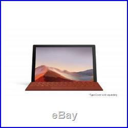 Microsoft Surface Pro 7 12.3 Intel Core i7 16GB RAM 512GB SSD Platinum 10th G