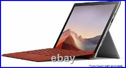 Microsoft Surface Pro 7 12.3 Tablet Core i7 16GB RAM 1TB SSD Platinum Silver