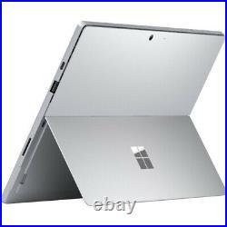 Microsoft Surface Pro 7 12.3 Touch Intel i5-1035G4 8GB/128GB Bundle, Platinum