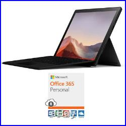 Microsoft Surface Pro 7 12.3 Touch Intel i5-1035G4 8GB/256GB Black + Office 365