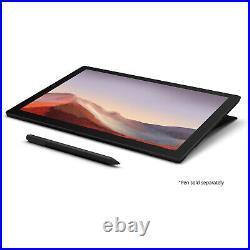 Microsoft Surface Pro 7 12.3 Touch Intel i7-1065G7 16GB/512GB, Black, VAT-00016