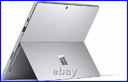 Microsoft Surface Pro 7 12.3 Touchscreen Intel Core i5 8GB RAM 128GB SSD