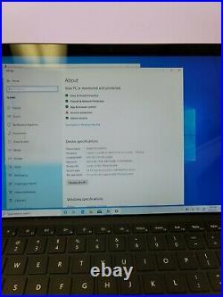 Microsoft Surface Pro 7 128GB, Wi-Fi, 12.3 Silver