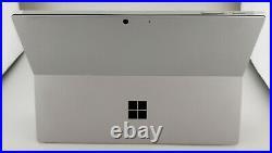 Microsoft Surface Pro 7 Intel Core i3 1005G1 4GB RAM 128GB SSD Silver Good