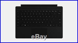 Microsoft Surface Pro 7 Intel i5 8GB 256GB SSD (Black + Blk Type cover) Bundle