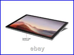 Microsoft Surface Pro 7 VDV-00001 Intel Core i5 10th Gen 1035G4 (1.10 GHz) 8 GB