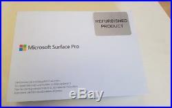 Microsoft Surface Pro Intel Core M (7th Gen) m3 12.3 tablet FJS-00002 REFURB