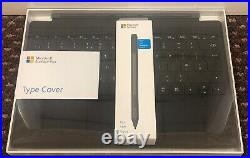 Microsoft Surface Pro Latest Model 1725 TYPE COVER & PEN(1776)For Pro6/5/4/3