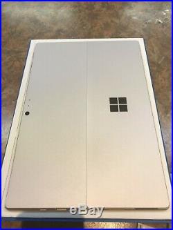 Microsoft Surface Pro Model 1796 Win 10 Pro i7 256GB SSD 8 GB RAM (2017)