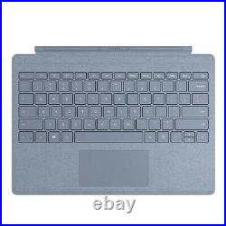 Microsoft Surface Pro Signature Type Cover Ice Blue Full keyboard experience