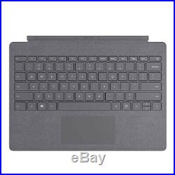 Microsoft Surface Pro Signature Type Cover Platinum Full keyboard experience
