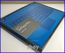 Microsoft Surface Pro Type Cover Keyboard for Surface Pro 3, 4, 5, 6, 7 CYAN