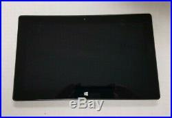 Microsoft Surface Pro Wifi Windows Tablet 10.6 128GB Black 1514