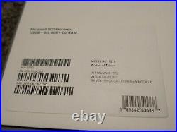 Microsoft Surface Pro X 13 (128GB SSD, Microsoft SQ1, 3.00 GHz, 8 GB) Open Box