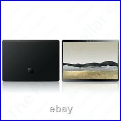 Microsoft Surface Pro X 13 8GB 128GB SSD GSM CDMA LTE MJX-00001 Matte Black