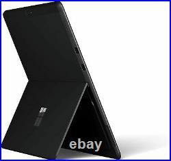 Microsoft Surface Pro X 13 Touch-Screen SQ1 8GB 128GB SSD Wifi+LTE Matte Black
