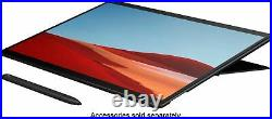 Microsoft Surface Pro X 13in Microsoft SQ1 8GB RAM 128GB SSD WiFi + 4G LTE Black