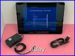 Microsoft Surface Pro X 1876 13 128GB SSD SQ1, 3.00 GHz 8GB with Keyboard Win10