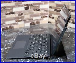 Microsoft Surface Pro X, 4G LTE WWAN16GB512GB SSDKeyboardSlim Pen, WARRANTY
