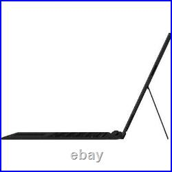 Microsoft Surface Pro X Keyboard Black Alcantara Wireless Connectivity Large