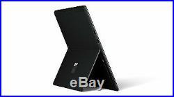Microsoft Surface Pro X SQ1 8GB RAM 128GB SSD, LTE, Black