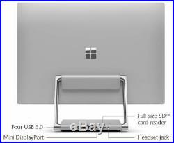 Microsoft Surface Studio 1st Gen I5 8GB 1TB HDD GTX 965M Win 10 Pro