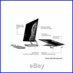 Microsoft Surface Studio 28 Core I5 8GB 1TB HDD GTX 965M Win10Pro 1YR Warranty