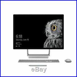 Microsoft Surface Studio 28 Core i7 32GB DDR4 128GB M. 2 SSD + 2TB HDD NEW WRNTY