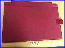 Microsoft Surface Type Cover Keyboard for Surface Pro 3 4 5 6 7 RED (LA1028)