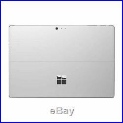 Microsoft surface pro 4th Gen 2016 i7 6650U 16GB RAM 256GB SSD TypeCover Bundle