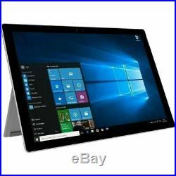 Microsoft surface pro 4th Gen 2016 i7 6650U 8GB RAM 256GB SSD Iris Graphics