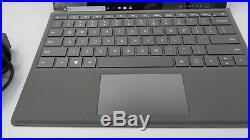Mint 2017 Microsoft Surface Pro 12.3in i5 4GB 128GB +Keyboard Warranty
