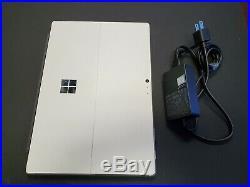 Mint Microsoft Surface Pro 6 Silver 8th Gen Intel i7 512GB 16GB RAM + Keyboard