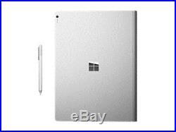 NEW Microsoft Surface Book / Dock Bundle, Intel Core i5, 8GB, 128GB, Win 10 Pro