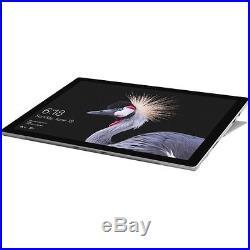 NEW Microsoft Surface FJX-00001 Pro Tablet i5-7300U 12.3-in 8GB 256GB HD