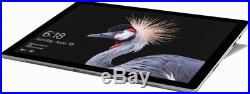 NEW Microsoft Surface Pro 12.3 i5-7300U 8GB 256GB SSD Type Cover Bundle