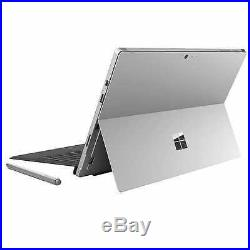 NEW Microsoft Surface Pro 4 Bundle 4GB i5 128GB SSD Cover Pen Tablet Laptop PC