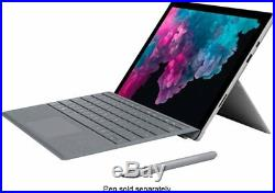 NEW Microsoft Surface Pro 6 12.3 i5 8GB RAM 128GB SSD + Type Cover Bundle