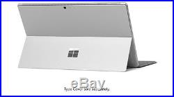 NEW Microsoft Surface Pro i7/256GB/8GB RAM/Win 10/ 2017 Newest Model # FJZ-00001