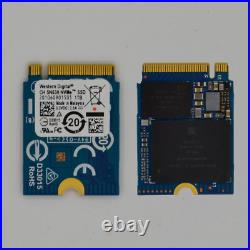 NEW WD (CH SN530) M. 2 2230 SSD 1TB NVMe PCIe For Microsoft Surface Pro X