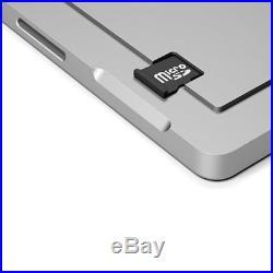 New 2017 Microsoft Surface Pro 5 128GB i5-7300U 2.6 GHz 1796 Manufact WARRANTY