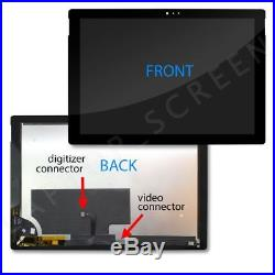 New Microsoft Surface Pro 3 1631 Touch Screen LCD Display Assembly V1.1