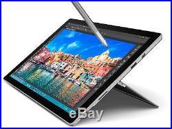 New Microsoft Surface Pro 4 12.3 Touchscreen i5-6300U 8GB 256GB Win10P Warranty