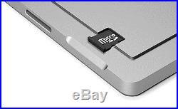 New Microsoft Surface Pro 4 128GB 12.3in Silver Intel Core i5 4 GB RAM CR5-00001
