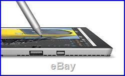 New Microsoft Surface Pro 4 256GB 12.3in Silver Intel Core i5 8GB RAM CR3-00001