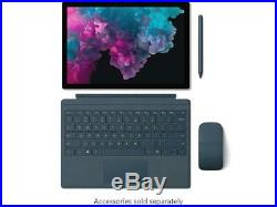 New Microsoft Surface Pro 6 12.3'' Touchscreen 2-in-1 Laptop i5-8250U 8GB 128GB