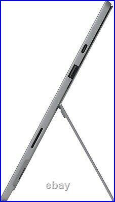 New Microsoft Surface Pro 7 Windows Tablet VDH-00001 12.3 i3 4GB 128GB Platinum