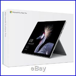 (New Sealed) Microsoft Surface Pro 5 2017 (i5 i7 128 256 512 1TB 4 8 16GB)